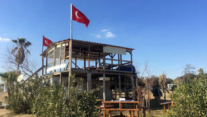 Sahildeki barakaya taşınan Ali Karataş kanseri yendi!