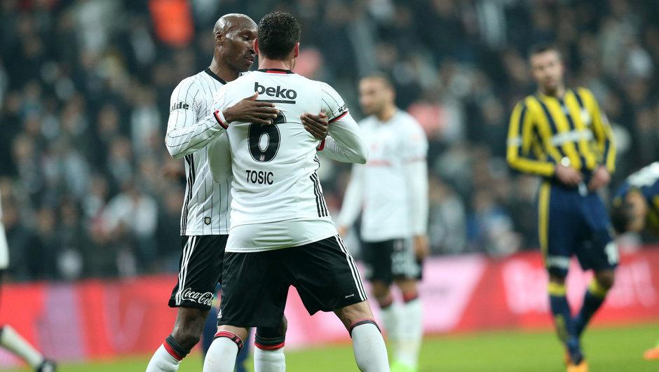 Dusko Tosic Beşiktaş Fenerbahçe kırmızı kart
