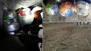 Dargeçit'te teröristler voleybol toplarına patlayıcı tuzaklamış