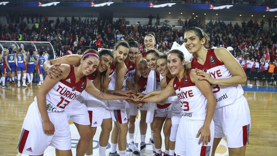 Türkiye Basketbol A Milli Kadın Takımı
