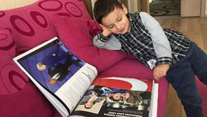 Şehit Muhammet Fatih Safitürk'ün oğlu: Babam gibi kahraman olacağım