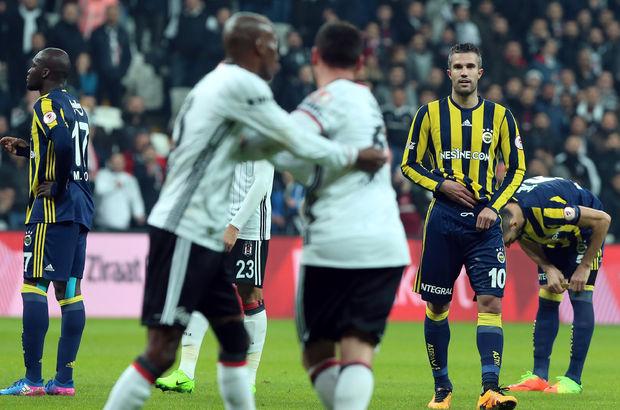 Pascal Nouma Beşiktaş Fenerbahçe tombala Van Persie