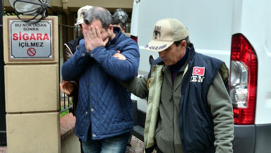 Adana'da polisin şehit edildiği olayda 1 tutuklama