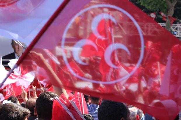 MHP Safranbolu İlçe teşkilatında 8 istifa