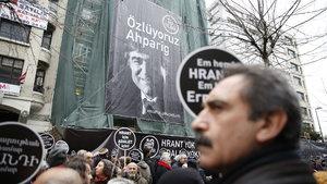 Hrant Dink cinayeti davası ertelendi