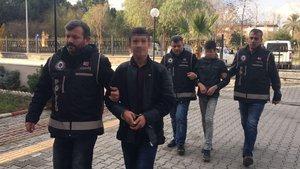 Aydın'da iki kardeş silahlı soygundan tutuklandı