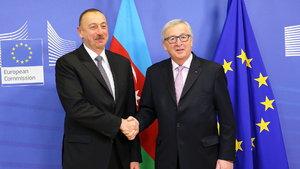 AB ve Azerbaycan'dan iş birliği