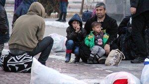 Savaştan kaçan Iraklı kadın Kayseri'de TIR altında kaldı