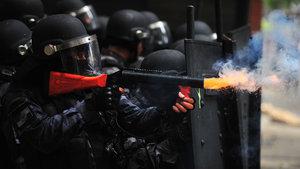 Brezilya'da ordu birlikleri göreve çağrıldı