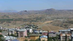 Siirt'te bazı bölgelerde 'Geçici Özel Güvenlik Bölgesi' ilan edildi