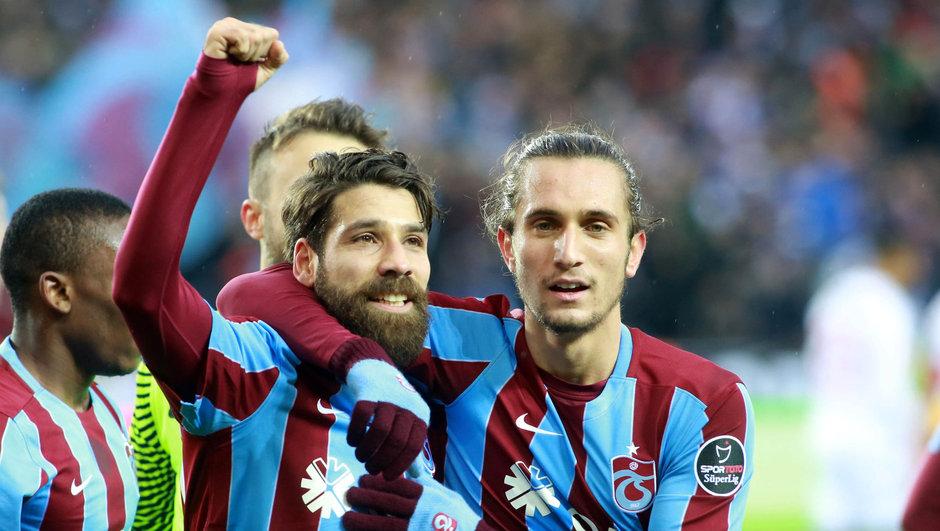 Olcay Şahan Trabzonspor