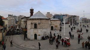 Taksim'e cami projesine onay verildi