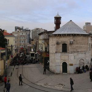 Taksim'e cami projesine onay