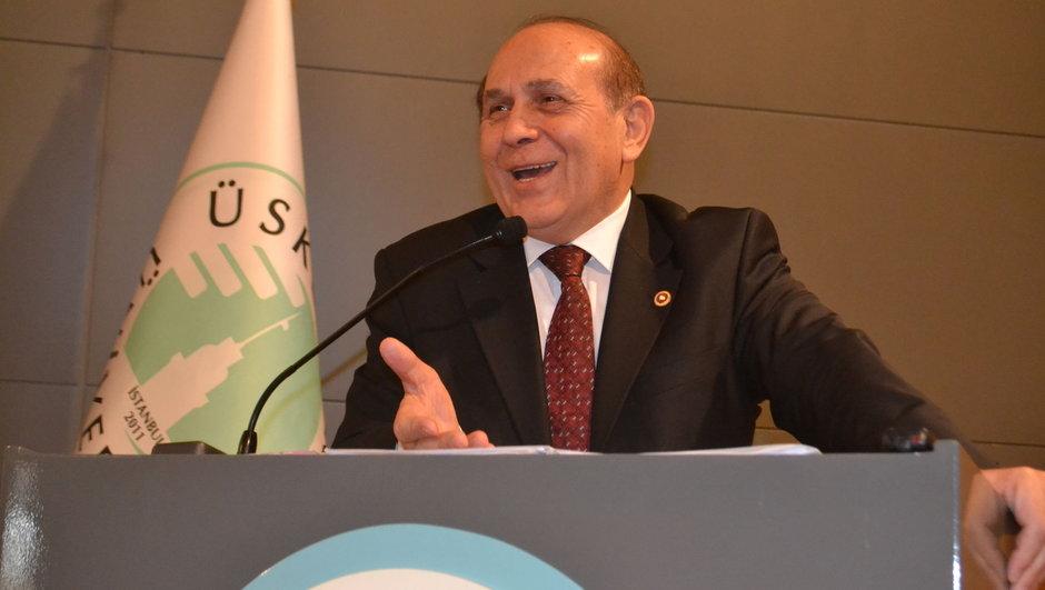 AK Parti İstanbul Milletvekili Burhan Kuzu