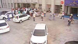 15 Temmuz'da İstanbul Emniyeti'nde yaşananların görüntüleri ortaya çıktı