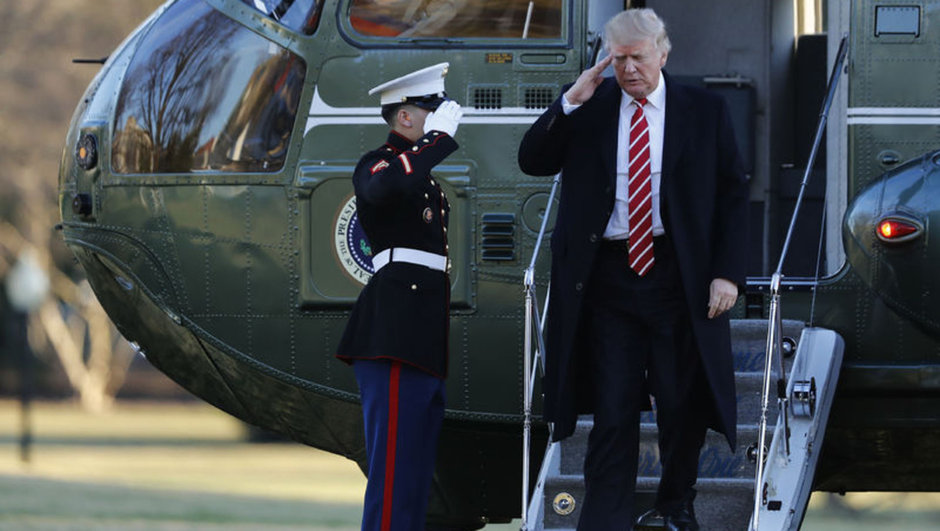 Donald Trump yine medyaya çattı