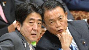 """Japonya Maliye Bakanı Taro Aso: """"Rekabetçi devalüasyona karşıyız"""""""