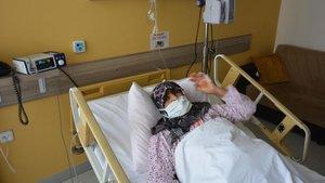 3 yıllık ısrarının sonunda böbreğiyle annesine hayat verdi!