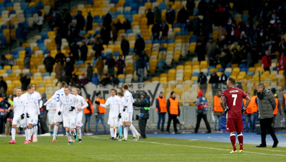 Dinamo Kiev-Beşiktaş