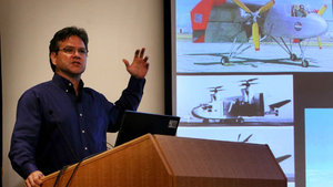 Uber uçan otomobiller için ilk adımı attı