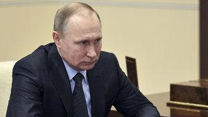 Vladimir Putin'den Türk Akımı projesine onay
