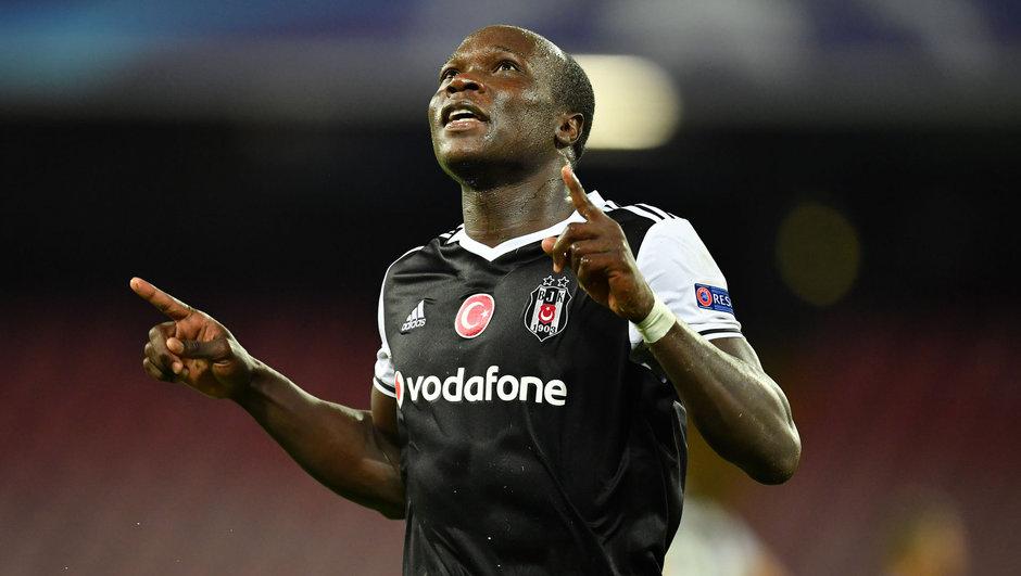 Beşiktaş Vincent Aboubakar bonservis