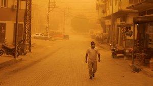 Meteorolojiden 3 il için 'toz taşınımı' uyarısı