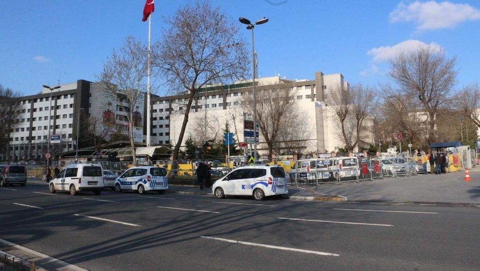 İstanbul, Emniyet Müdürlüğü