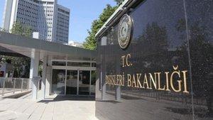 Dışişleri Kabil'deki intihar saldırısını kınadı