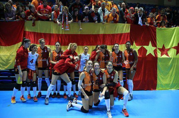 Galatasaray: 3 - Nova KBM Branik: 0