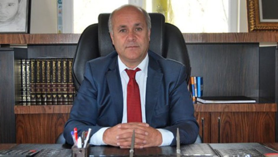 Hakkari Yüksekova DBP Akif Kaya