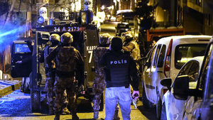 İstanbul'daki terör operasyonunda 2 tutuklama