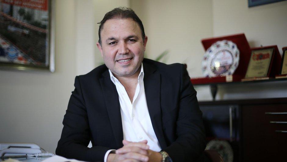 Adana Demirspor play off Sedat Sözlü