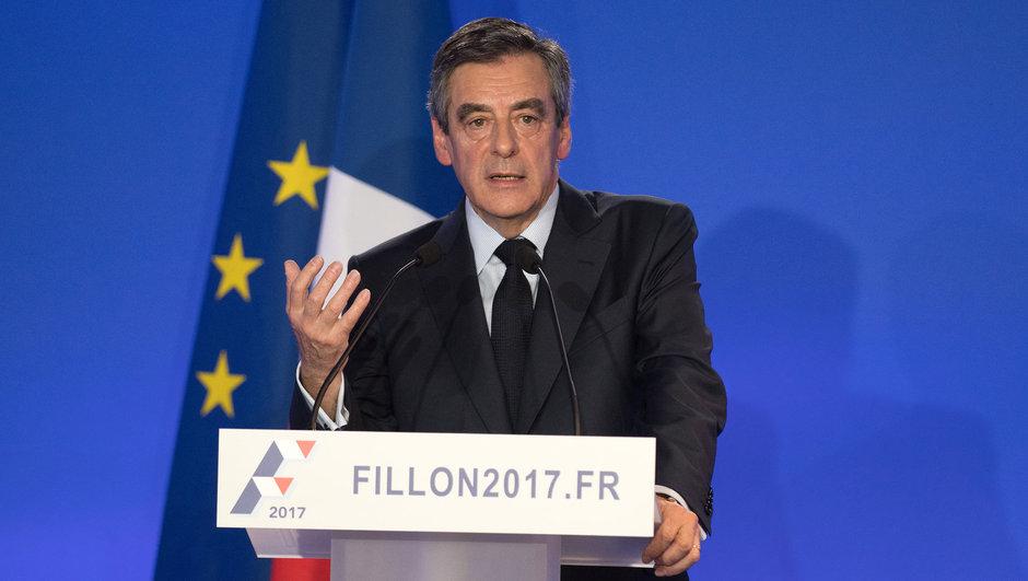 François Fillon Fransa
