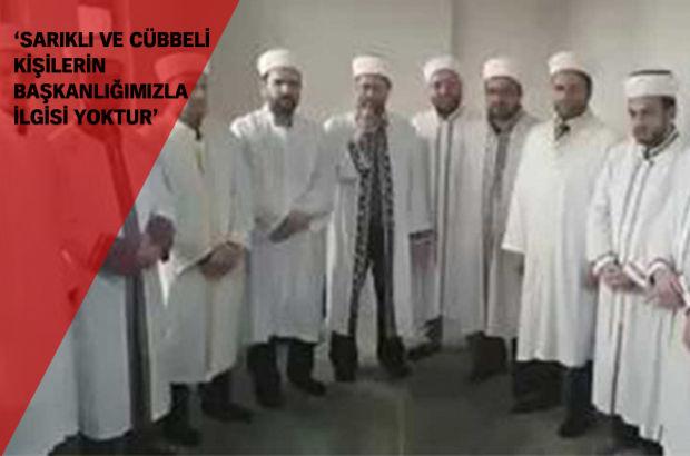 Diyanet'ten 'evet' videosu çeken 'imam'lar için açıklama