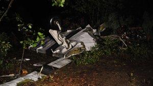 Arjantin'de uçak kazası: 5 ölü