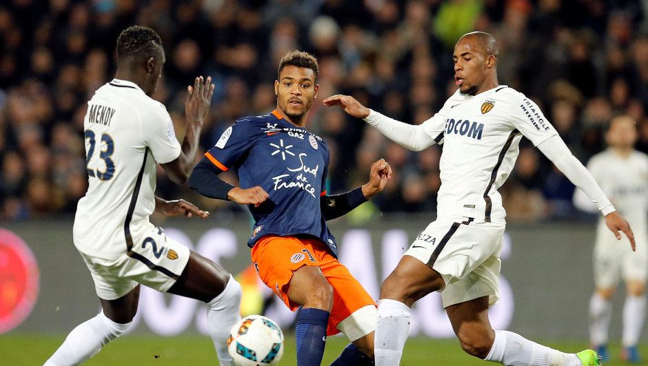 Montpellier: 1 - Monaco: 2