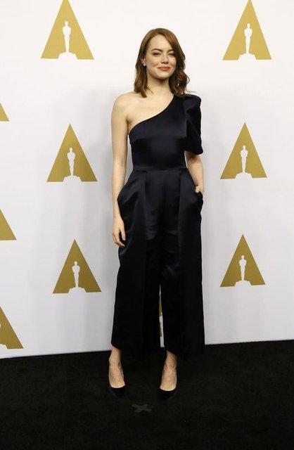 2017 Oscar adayları provada buluştu!
