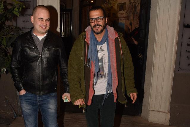 Mehmet Günsür, çiçekçiye 150 TL bahşiş verdi