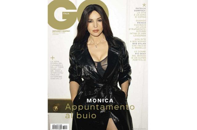 Monica Bellucci: Güzelliğin gençlikle ilgisi yok