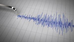 Çanakkale'de 4,3 ve 4,2 büyüklüğünde iki deprem