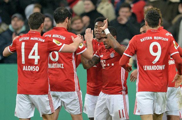 Bayern Münih: 1 - Wolfsburg: 0