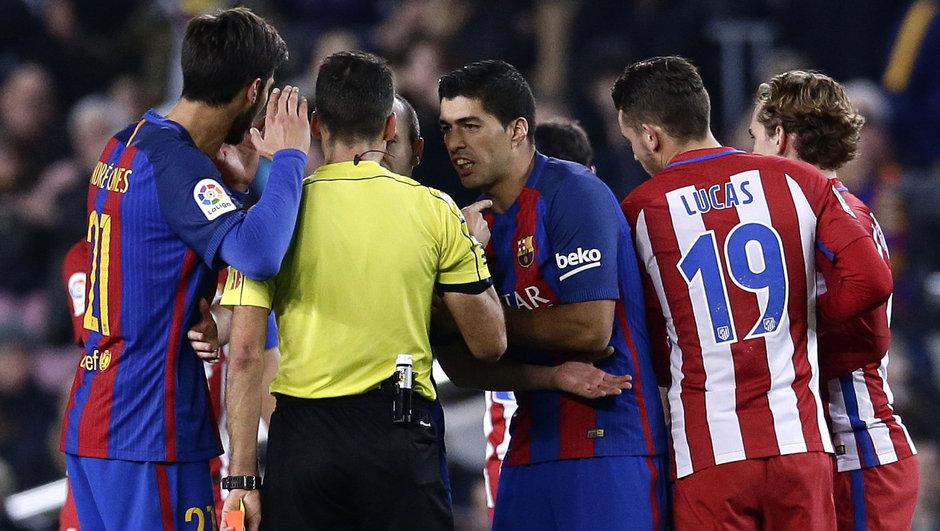 Barcelona: 1 - Atletico Madrid: 1