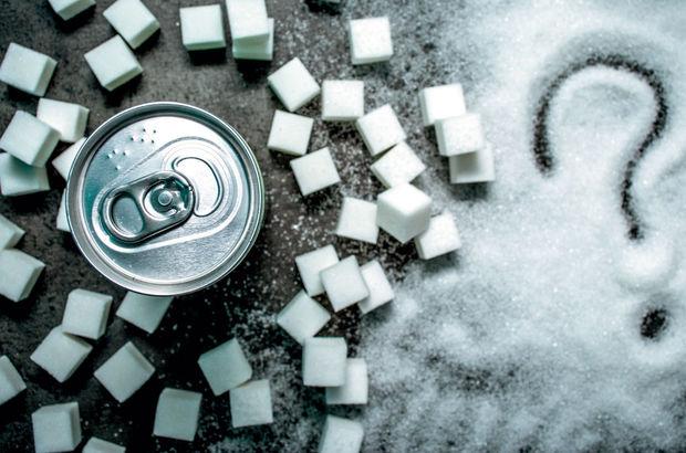 Şekere dikkat!