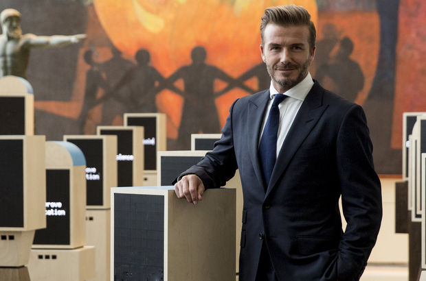 Beckham kendini savundu