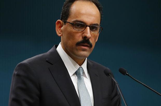 Cumhurbaşkanlığı Sözcüsü İbrahim Kalın: Birliklerimiz El Bab'ın merkezine girdi