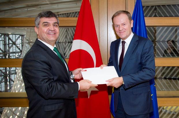 Türkiye'nin yeni AB Daimi Temsilcisi Faruk Kaymakcı görevine başladı