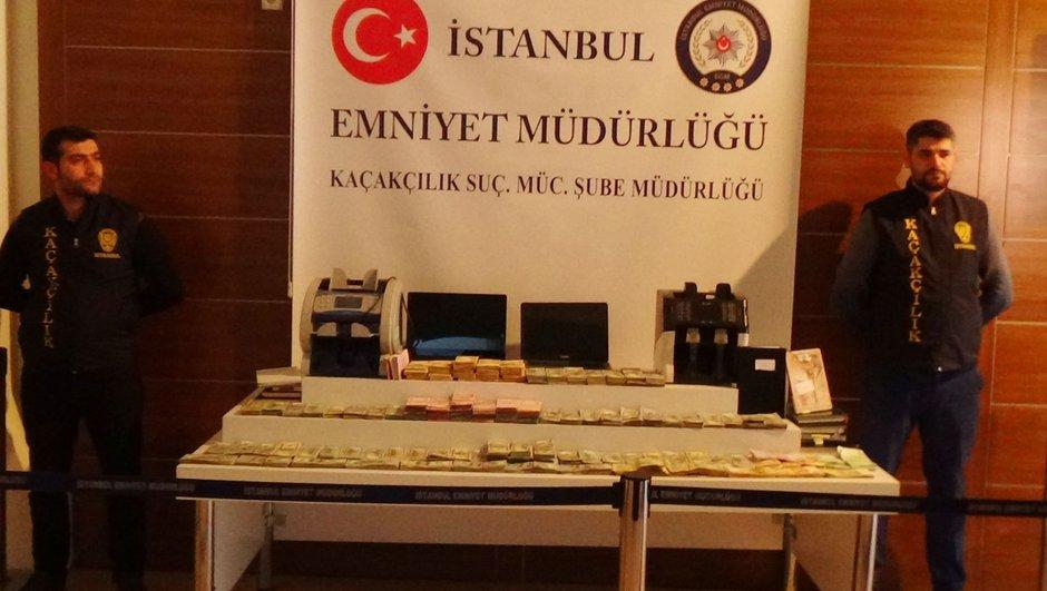 İstanbul'da insan tacirlerine darbe: 7 gözaltı