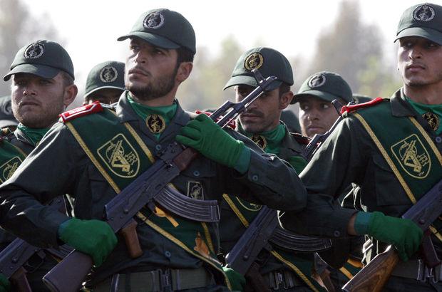 iran devrim muhafızları