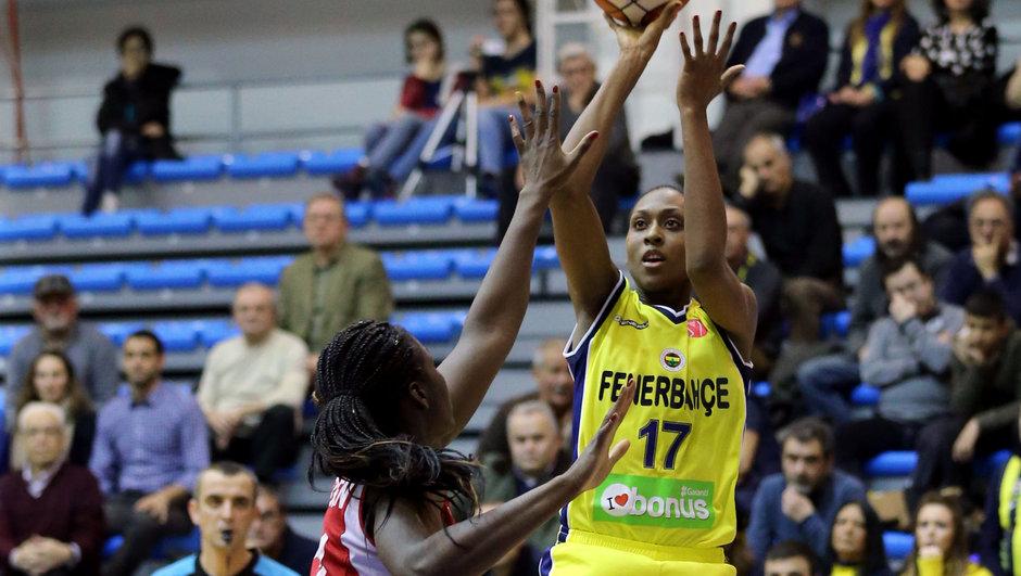 Fenerbahçe: 71 - Wisla Can-Pack: 60